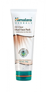 Himalaya Herbals Oil Clear Mud Pack