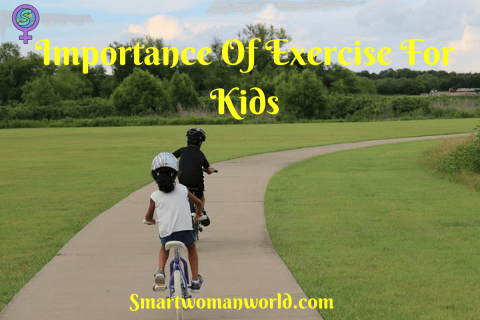 Importance Of Exercise For Kids