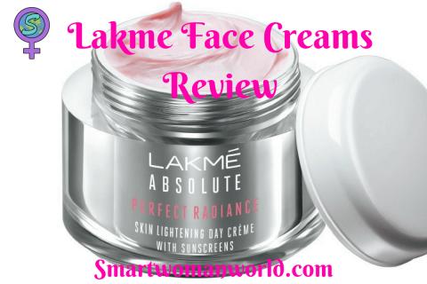 Lakme Face Creams