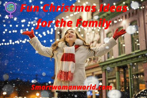 Fun Christmas Ideas for the Family