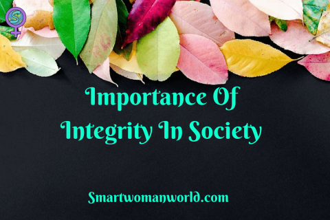 Importance Of Integrity In Society