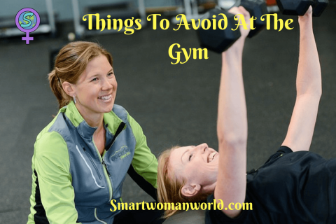 Things to avoid at the Gym