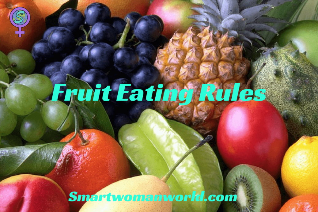Fruit Eating Rules (