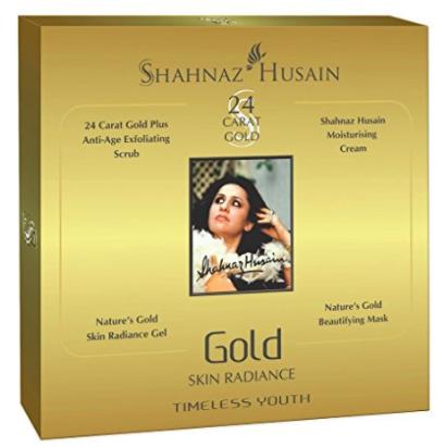 Shahnaz Husain Gold Skin Radiance Kit