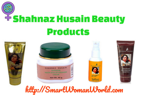 Shahnaz Husain Beauty Products