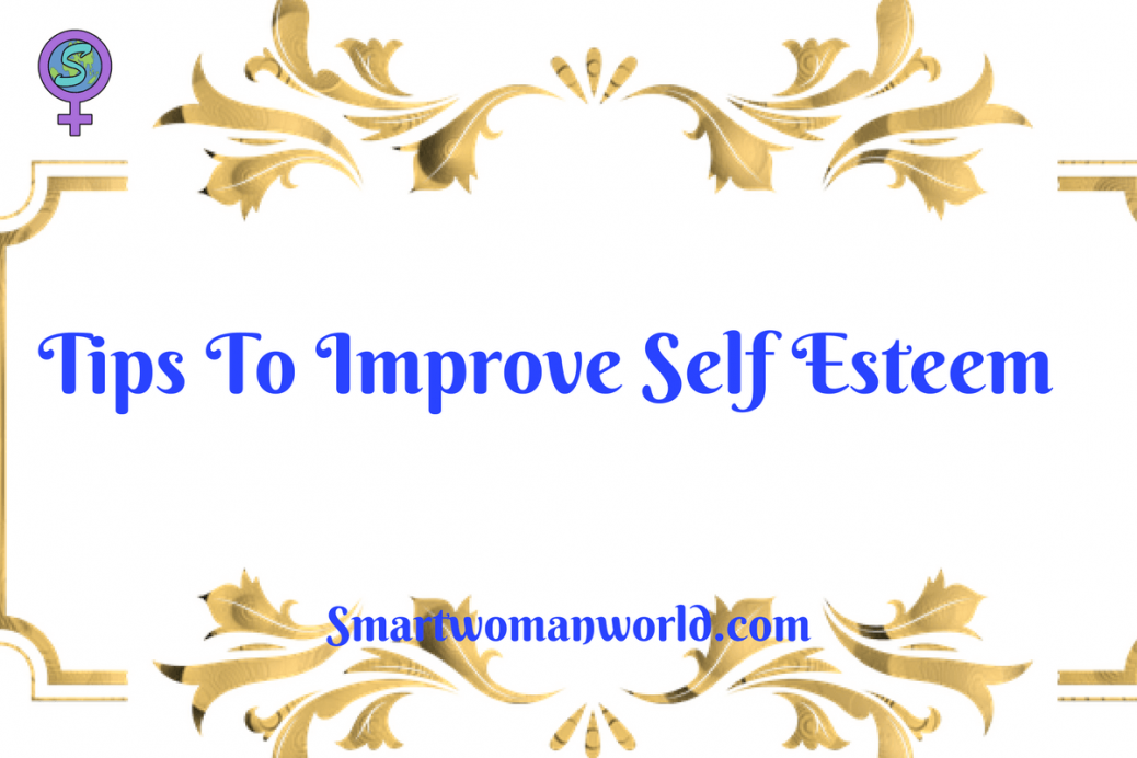 how to have high self esteem