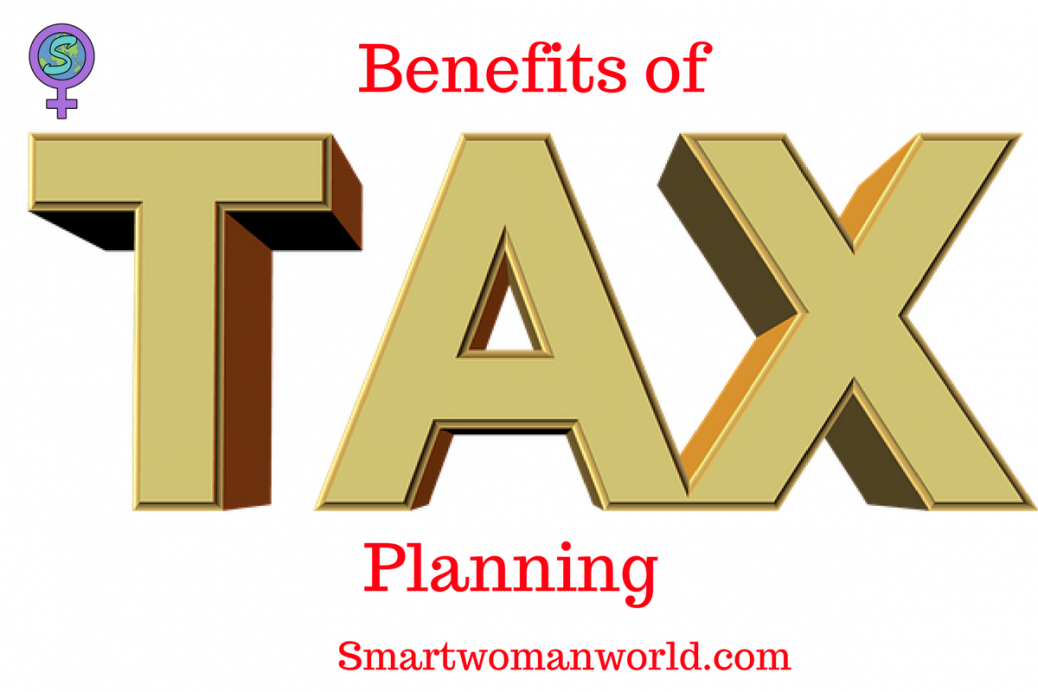 Benefits of Tax Planning