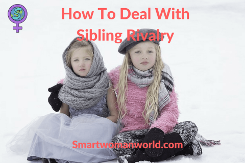 How To Deal With Sibling Rivalry