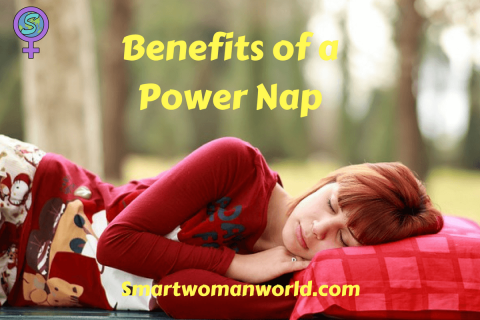 Benefits of a Power Nap