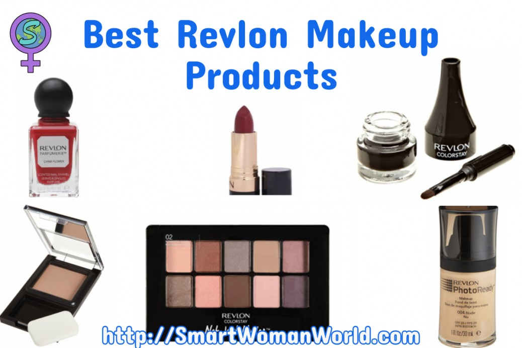 Best Revlon Makeup Products