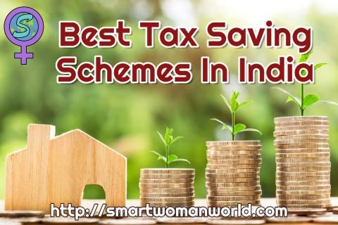 Best Tax Saving Schemes In India