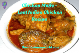 Chicken Moilee - East Indian Chicken Recipe