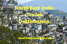 North East India Travel Destinations