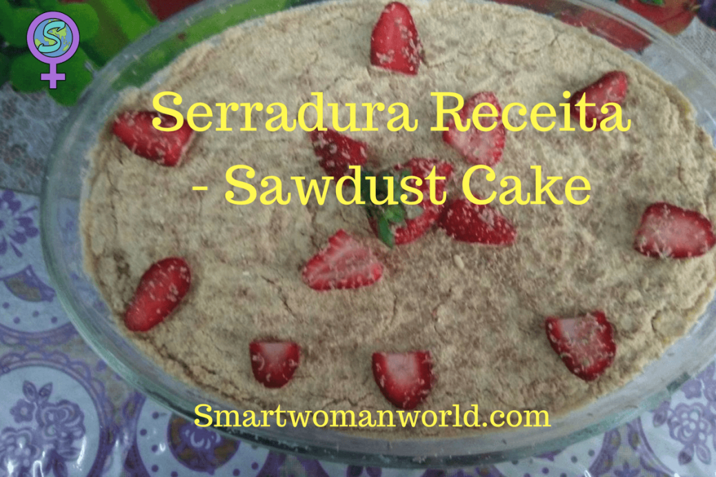 Serradura Receita - Sawdust Cake