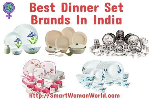 Best Dinner Set Brands In India