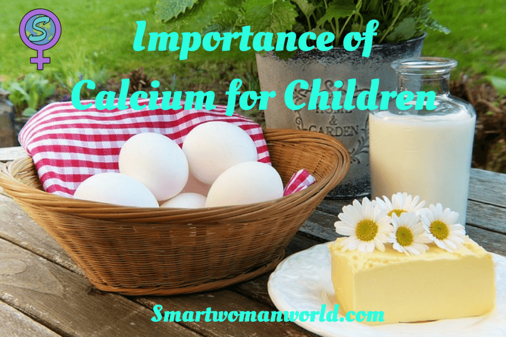 Importance of Calcium for Children