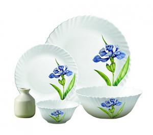 Laopala Royal Iris Dinner Set 27 Pieces Multicolour