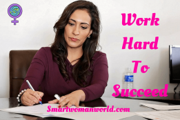 Work Hard To Succeed