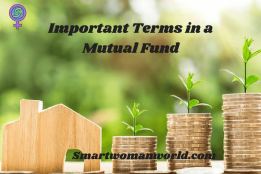 Important Terms in a Mutual Fund