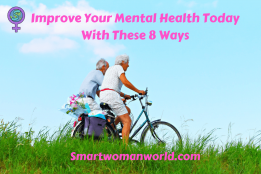 Improve Your Mental Health Today With These 8 Ways