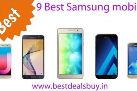 9 Best Samsung Mobiles in India in 2018