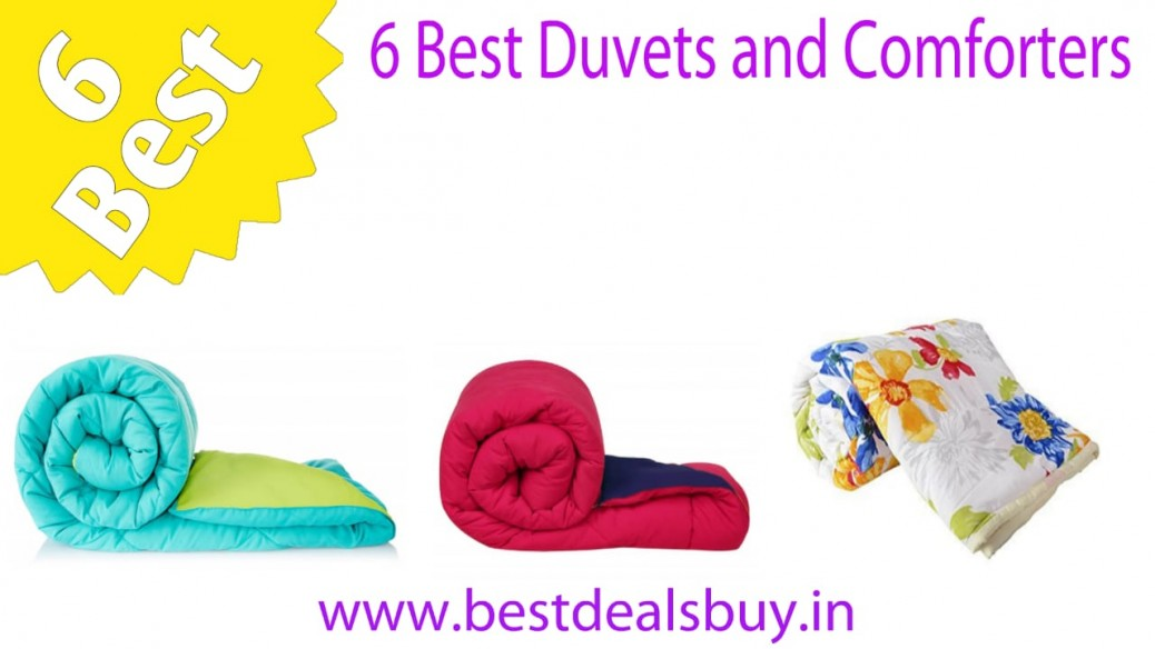 6 Best Duvets and Comforters
