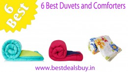 6 Best Duvets and Comforters with Prices