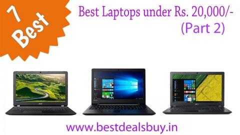 Best laptops Under Rs 20,000 – Part 2
