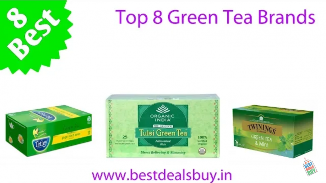 green tea brands