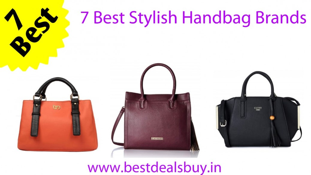7 Best stylish hand bags