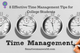 8 Effective Time Management Tips for College Students