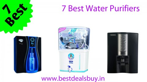 Top 7 Water Purifiers in India